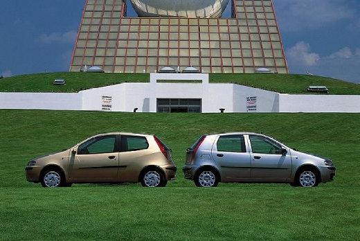 FIAT Punto II I hatchback