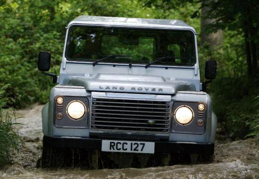 LAND ROVER Defender Pickup 90 III kombi