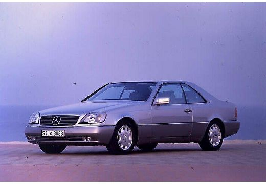 MERCEDES-BENZ Klasa CL Coupe 140 C