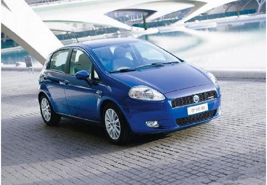 FIAT Gr. Punto Actual 1.4 8V Estiva BlueMe Euro5 Hatchback Grande 77KM (benzyna)