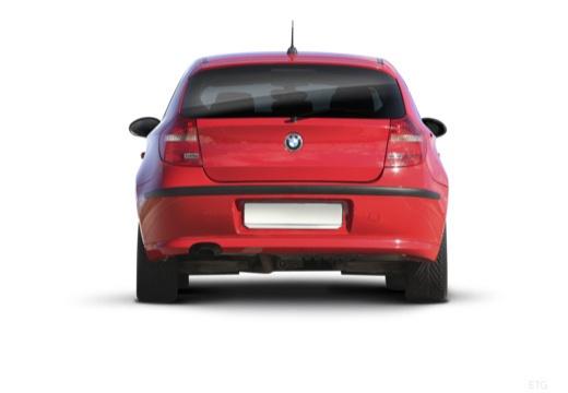 BMW Seria 1 E81 hatchback tylny