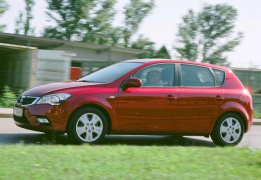 KIA Ceed 1.4 M Euro2012 Hatchback II 105KM (benzyna)