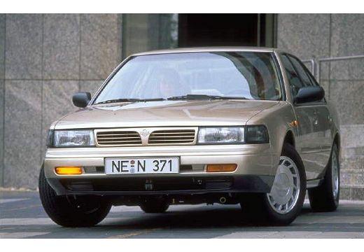 NISSAN Maxima Sedan I