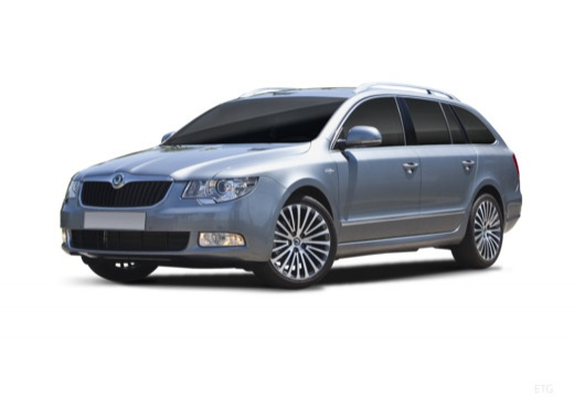 SKODA Superb I kombi