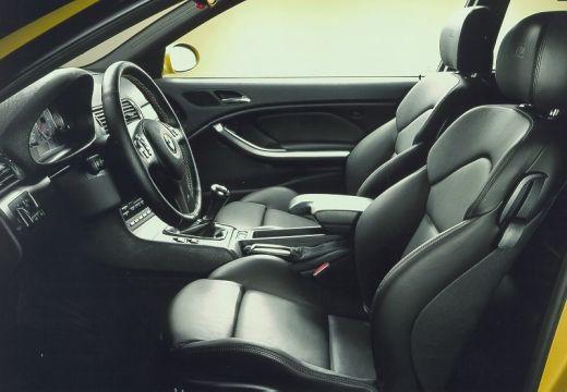 BMW Seria 3 E46/2 coupe wnętrze