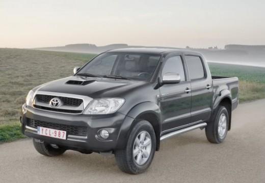 Toyota Hilux 3.0 D-4D SR5-X lea Pickup IV 171KM (diesel)
