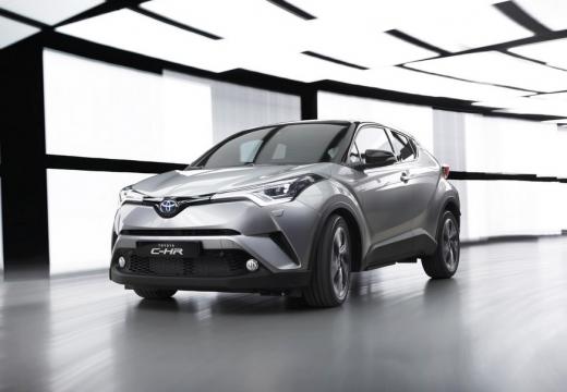 Toyota C-HR 1.2 T Premium Hatchback I 116KM (benzyna)