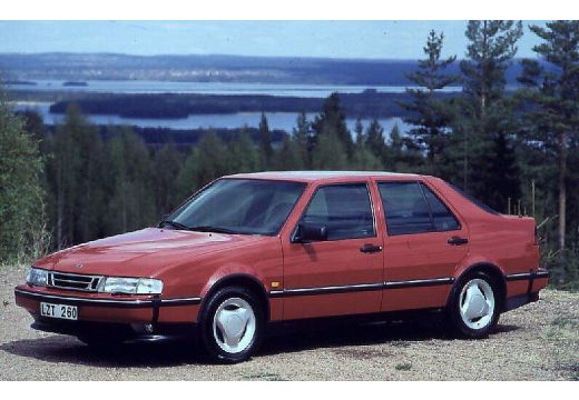 SAAB 9000 CDE 2.3 LP Turbo Sedan CD II 170KM (benzyna)