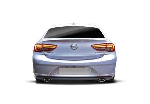 OPEL Insignia Grand Sport hatchback tylny