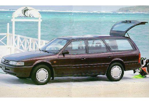 MAZDA 626 I kombi przedni lewy