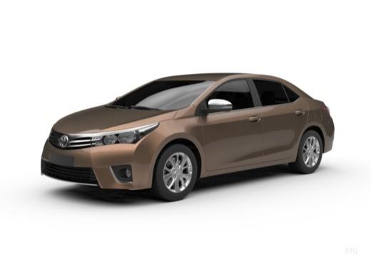 Toyota Corolla III sedan przedni lewy