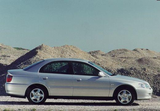 HONDA Accord IV sedan silver grey boczny prawy