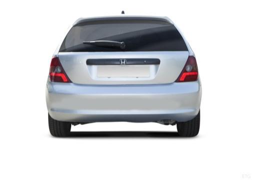 HONDA Civic IV hatchback tylny