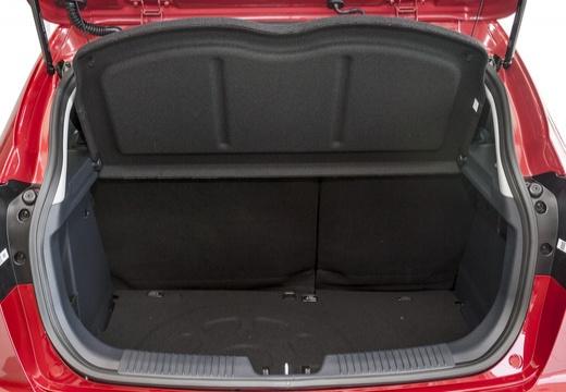 KIA Rio VI hatchback przestrzeń załadunkowa
