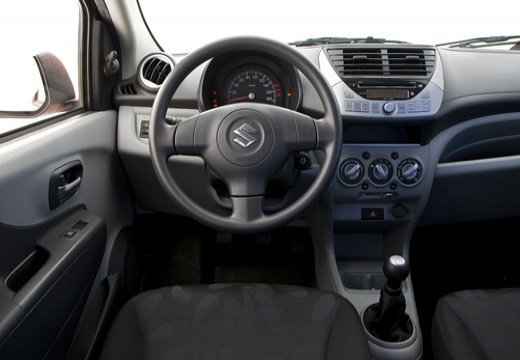 SUZUKI Alto IV hatchback tablica rozdzielcza