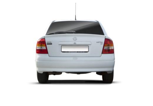 OPEL Astra II hatchback tylny