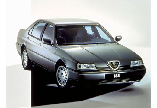 ALFA ROMEO 164 2.5 TD Sedan I 114KM (diesel)