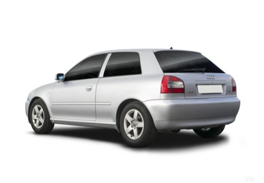 AUDI A3 /S3 8L II hatchback tylny lewy