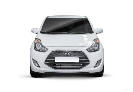 HYUNDAI ix20 II hatchback biały przedni