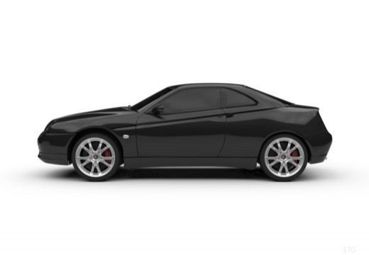 ALFA ROMEO GTV I coupe boczny lewy
