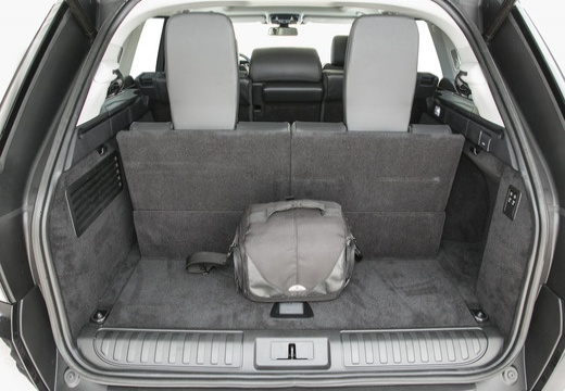 LAND ROVER Range Rover Sport IV kombi czarny przestrzeń załadunkowa