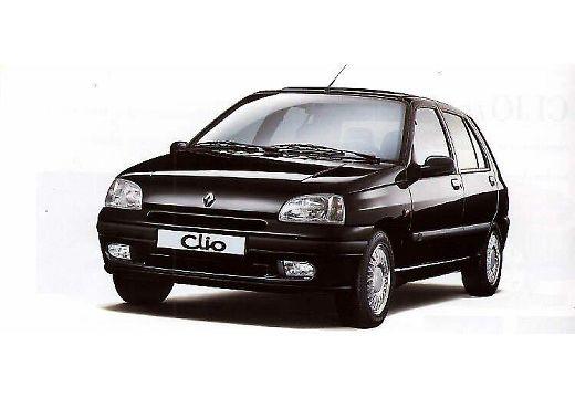RENAULT Clio II hatchback przedni lewy