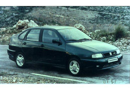 SEAT Cordoba 2.0 GTI Sedan I 115KM (benzyna)