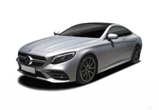 MERCEDES-BENZ S 560 Coupe 9G-TRONIC C 217 4.0 469KM (benzyna)