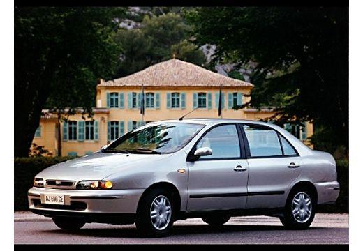 FIAT Marea I sedan silver grey przedni lewy