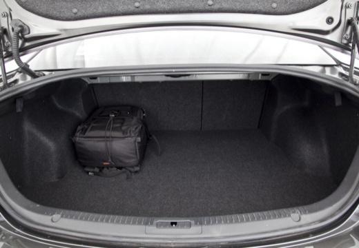 MAZDA 6 IV sedan przestrzeń załadunkowa