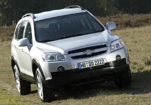 CHEVROLET Captiva 2.0 d LT sport Kombi I 150KM (diesel)