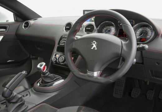 PEUGEOT RCZ II coupe tablica rozdzielcza