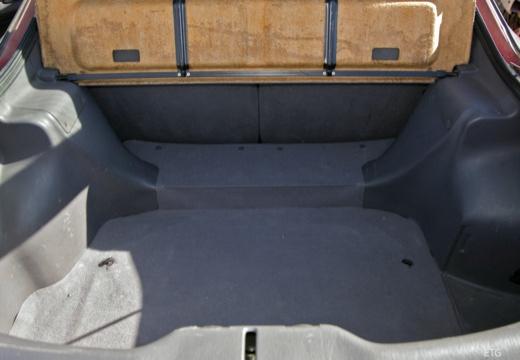 MITSUBISHI Eclipse III coupe przestrzeń załadunkowa