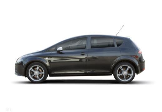 SEAT Leon II hatchback boczny lewy