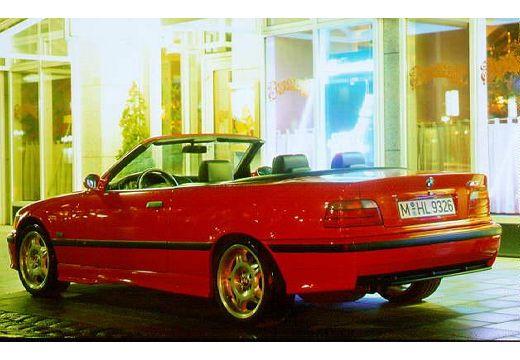 BMW Seria 3 Kabriolet Cabriolet E36