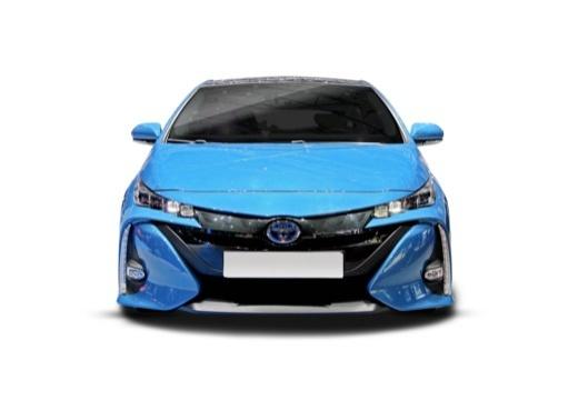 Toyota Prius hatchback przedni