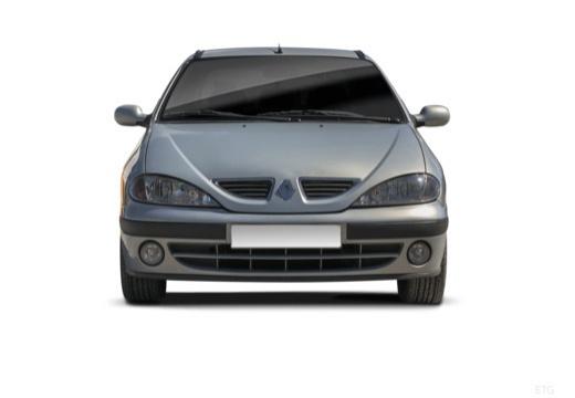 RENAULT Megane Classic III sedan przedni