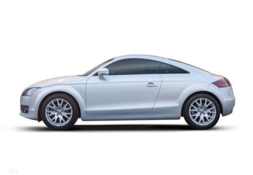 AUDI TT I coupe boczny lewy
