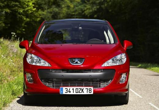 PEUGEOT 308 1.6 HDi Premium Hatchback I 112KM (diesel)
