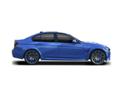 BMW Seria 3 F30/F80 sedan boczny prawy