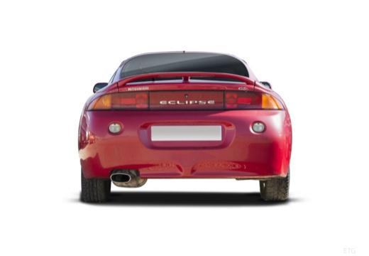 MITSUBISHI Eclipse III coupe tylny