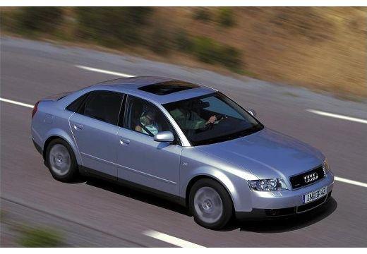 AUDI A4 8E I sedan silver grey przedni prawy