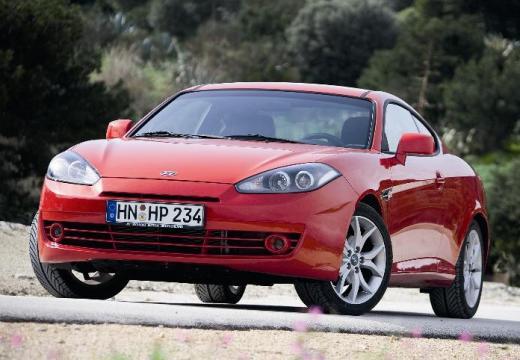 HYUNDAI Coupe 2.7 V6 Sport aut IV 167KM (benzyna)