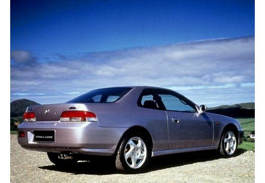 HONDA Prelude coupe silver grey tylny prawy