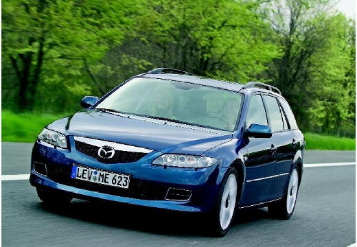 MAZDA 6 1.8 Comfort Kombi Sport II 120KM (benzyna)