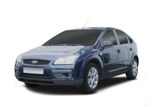 FORD Focus III hatchback