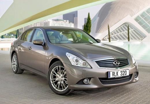 INFINITI Q60 coupe silver grey przedni prawy