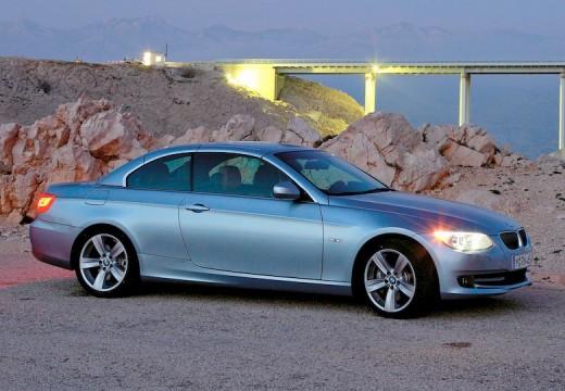 BMW Seria 3 Cabriolet E93 II kabriolet silver grey przedni prawy