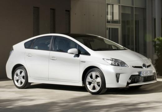 Toyota Prius Hatchback Plug-in I