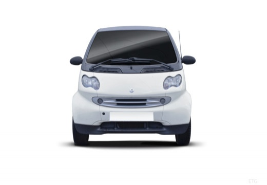 SMART fortwo city/ coupe przedni
